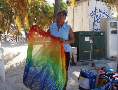 Alejandra's mother Juanita